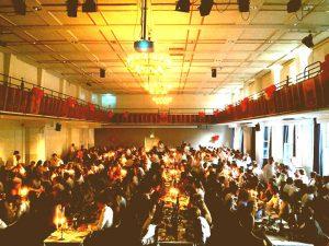 Gala dinner. Photo by Elin Vängbo.